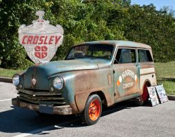 1949 Crosley Station Wagon by StormPix