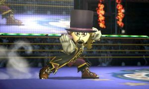 The Undertaker in Smash Bros. by SonicPal