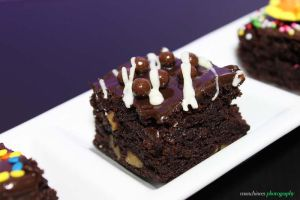 Nutty Brownie 3 by munchinees