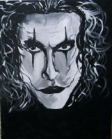 The Crow by AmandaPainter87