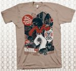The Black Panther Party Tshirt by Rusc