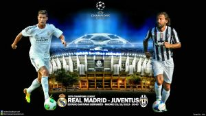 Real Madrid - Juventus Champions League 2013 by jafarjeef