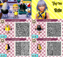 QR Code ACNL: Top de Riku by One-Eco