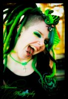 Queen of Green III by Nitemare-Photography