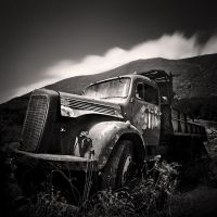 Old Truck by Jez92