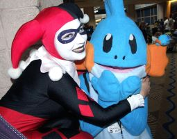 Harley and Mudkip by netogrof