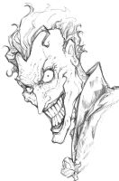Joker 16 by ChrisOzFulton
