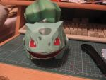 Bulbasaur Papercraft by sazmullium