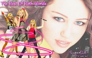 wallpaper hannah miley by MyHeartWithJoe