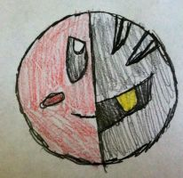 Kirby: A hero with two faces by Konggers