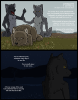 The Story of the LBW Page 1 by Fiidchell