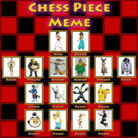 My Chess Piece Meme by TheFoxPrince11