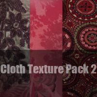 Cloth Texture Pack 2 by bjorkubus