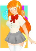 Orihime by Do-It-Emily
