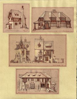 Medieval houses? by Built4ever
