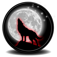 Howling Wolf by edook