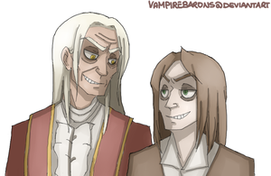 ATDD- Bad Romance by VampireBarons