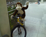 Gorilla Bicycle after by sonictoast