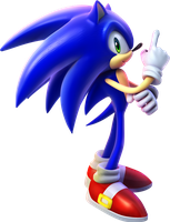 Sonic the Hedgehog (2006) by itsHelias94