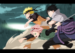 Naruto Team 7 : Ready ! by HataShi24