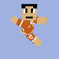 Chell goes to Minecraft by Pwnage-Block