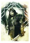 King Thorin by momofukuu