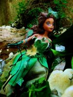 HALLOWEEN:Tiana by PinkUnicornPrincess