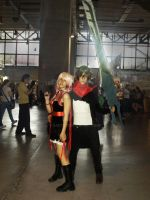 Guilty Crown by saetiz