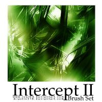 Intercept II Brush Set by Xsel04