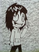 jeff the killer by SoulEaterEvans123