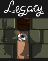Contest: Legacy fanfiction cover by 10SHADOW-GIRL10