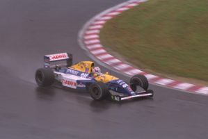 Nigel Mansell (Japan 1992) by F1-history