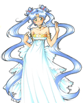 Moon Princess or something. by Author-chan