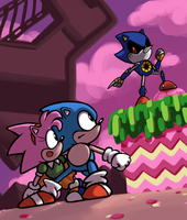 Sonic CD - Game Changer by jofamo