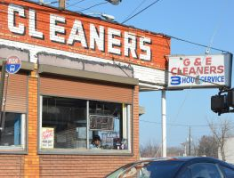 G and E Cleaners by waitingforlefty