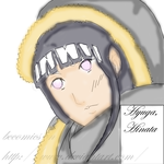 Hinata Coloured -bccomics- by DrawerZZ