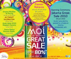 MOI GREAT SALE by roycakrateja