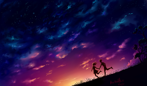 Remember this Night by AkubakaArts