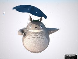 My Neighbour Totoro by stephenallred