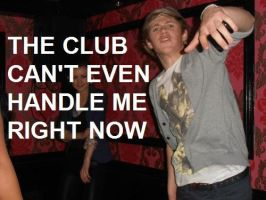 Club can't even handle me by alexaride