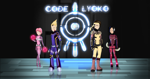 Code Lyoko Evolution by FearEffectInferno