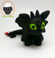 Toothless Aggiecon 2014 Edition by Hybrid-Sheep