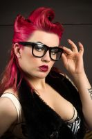 pin-up geek by SabienDeMonia