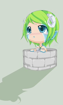 .: SP: Stuck in a Well :. by NerinSerene