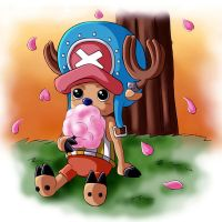 Tony Chopper by CelestialRayna