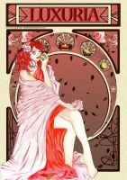 Luxuria - Lust by mokona--modoki