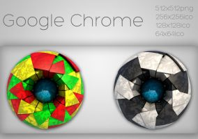 Google Chrome Mosaic by xylomon