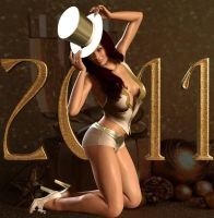 happy new year to everybody by crenderIT