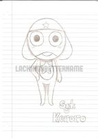 Sgt. Keroro by lackingabettername