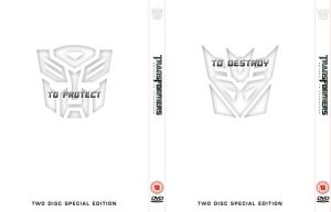 Transformers DVD Cover 4 by NineteenPSG